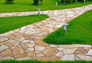 Природный камень для создания уникального ландшафта