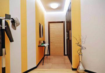 Если у вас узкий коридор