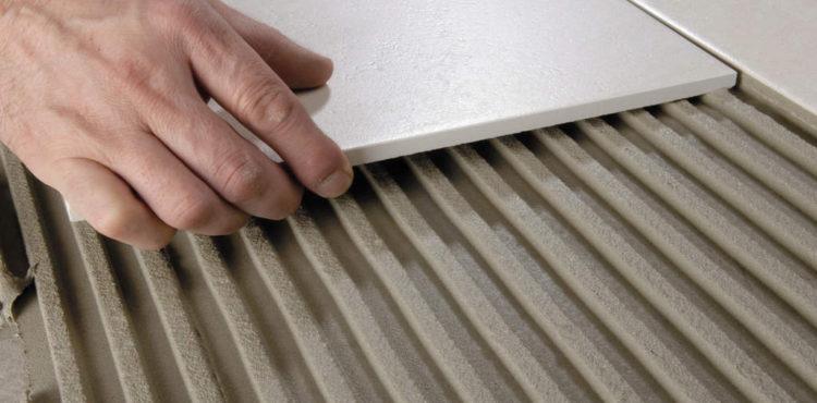 Что такое плиточный клей и как правильно его выбрать