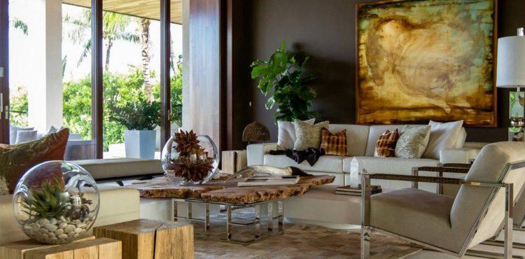 Что делать если, нужен тропический стиль в интерьере