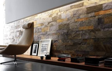 Каменный шпон – достойная замена натуральному камню