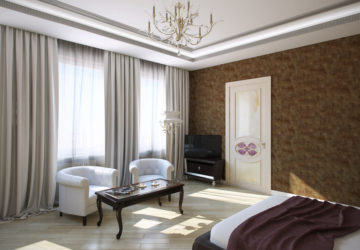 Как правильно выбрать шторы для комнаты? 4 основных варианта