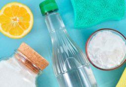 Как очистить окна и зеркала домашними средствами