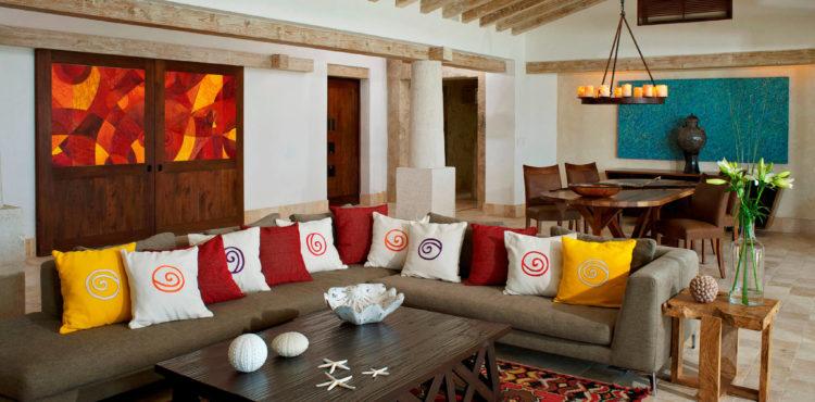 Дизайн и интерьер: Мексика в обычной квартире