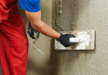 Выравниваем стены в доме своими руками