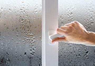 Почему запотевают окна ПВХ. Способы устранения проблемы